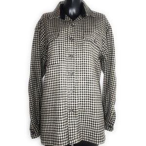 Polo Ralph Lauren HOUNDSTOOTH Wriston Wool Shirt